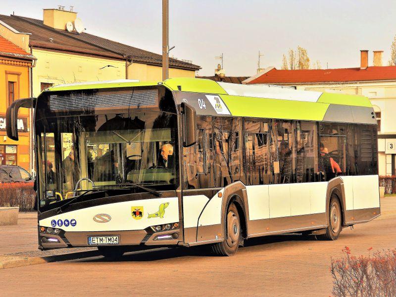 MZK zwiększa częstotliwość kursowania autobusów