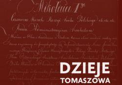 Publikacja poświęcona historii Tomaszowa
